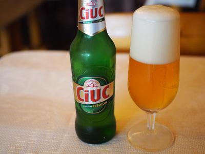 ルーマニアビール・チュク.JPG