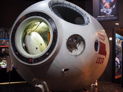 ソユーズ宇宙カプセル.JPG