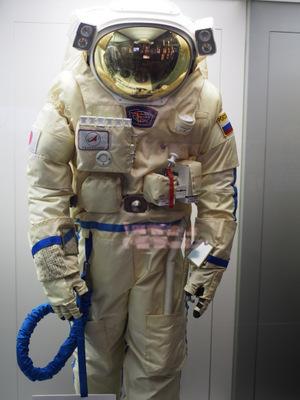 ロシア製宇宙服.JPG