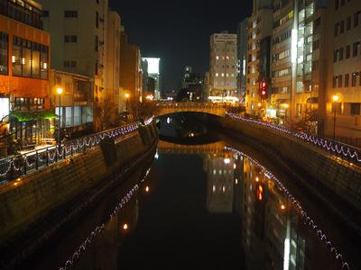 冬至の堀川.JPG