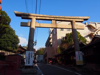伊佐爾波神社鳥居.JPG