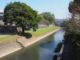 熊本城堀2.JPG